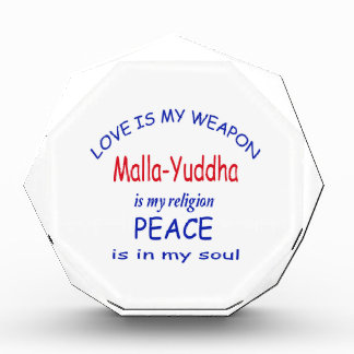 Malla-Yuddha es mi religión