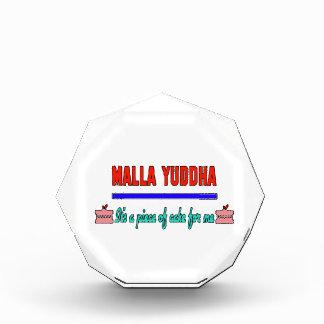 Malla-Yuddha es un pedazo de torta para mí