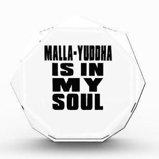 MALLA-YUDDHA está en mi alma