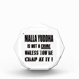 Malla-Yuddha no es un crimen