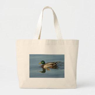 Mallard Drake Cruise Tote Bags