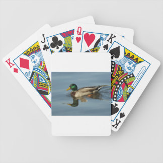 Mallard Drake Cruise Bicycle Playing Cards