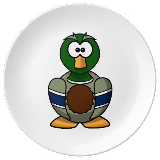 Mallard Duck Cartoon