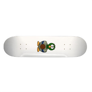 Mallard Duck Cartoon Skateboard Decks