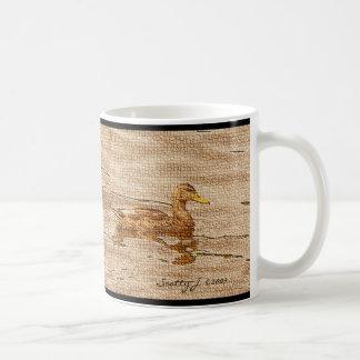 Mallard Duck © copyright 2009 S.J. Coffee Mug