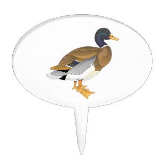Mallard Duck (Drake) Cake Topper