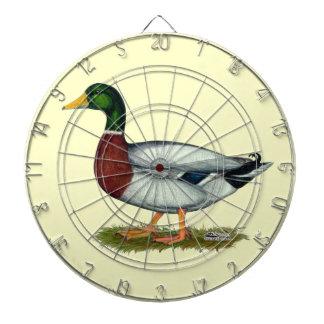 Mallard Duck Drake Dartboard
