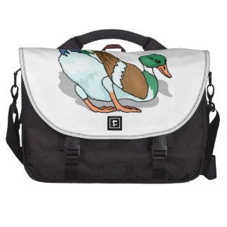 Mallard Duck Computer Bag