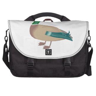 Mallard Duck Laptop Commuter Bag