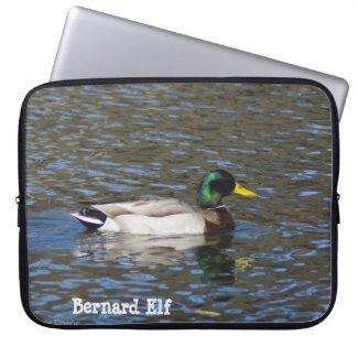 Mallard Duck Laptop Sleeve