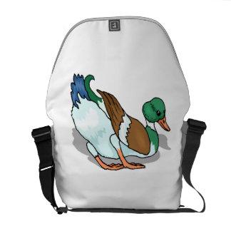 Mallard Duck Courier Bags