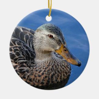 Duck pond ornaments keepsake ornaments zazzle Pond ornaments