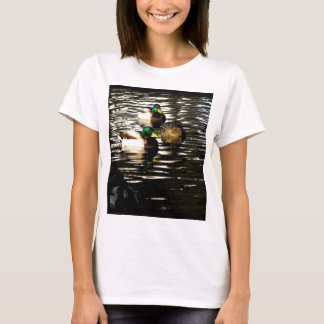 Mallard Duck Pond T-Shirt