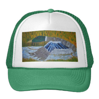 Mallard Duck Trucker Hat