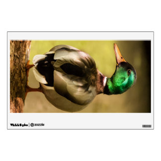 Mallard Duck Wall Sticker