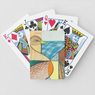 Mallard Duck Waterfowl I Design Card Decks