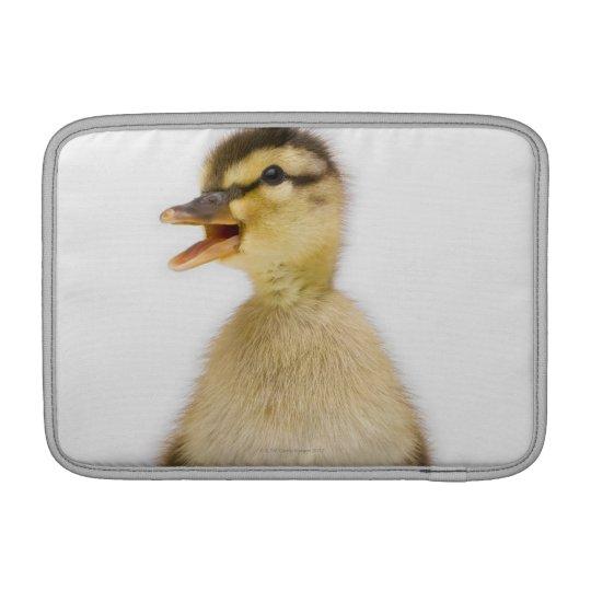 Mallard duckling (Anas platyrhynchos) MacBook Sleeve