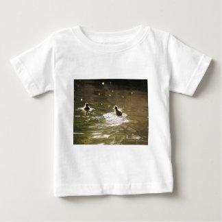 Mallard Ducklings Baby T-Shirt