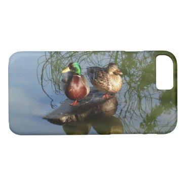 everydaylifesf Mallard Ducks #2 iPhone 7 Case