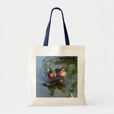 everydaylifesf Mallard Ducks #2 Tote Bag