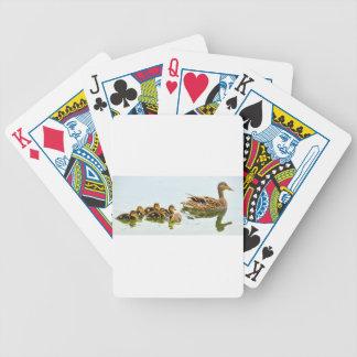 mallard-ducks-935thastuf bicycle playing cards