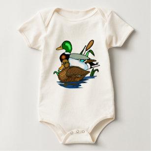 mallard duck baby clothes shoes zazzle