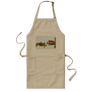 mallard ducks long apron