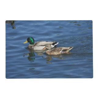 Mallard Ducks Placemat