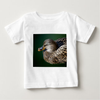 Mallard Female Duck Baby T-Shirt