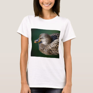 Mallard Female Duck T-Shirt