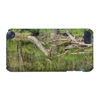 Mallard on Pond iPod Touch (5th Generation) Case
