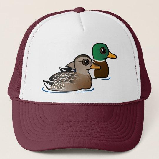 Mallard Pair Trucker Hat