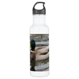 Mallard Stainless Steel Water Bottle