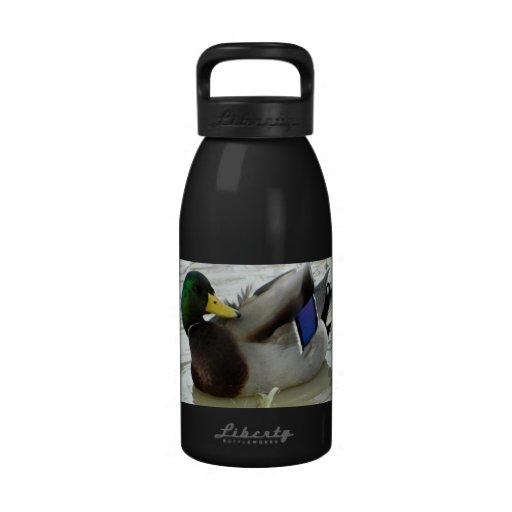 Mallard Wing Water Bottle