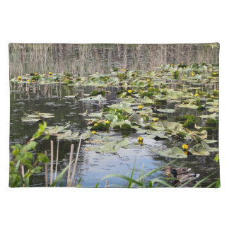 Mallards and Lilies Placemat