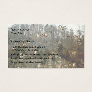 Mallards Business Card