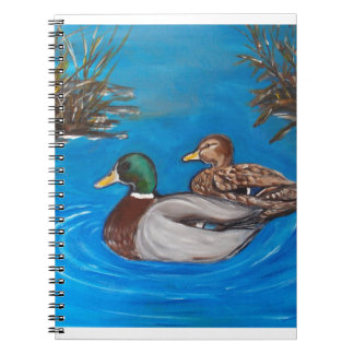 Mallards.png Notebook