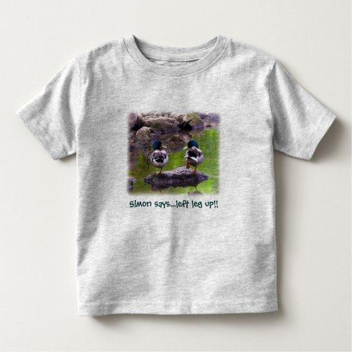 Mallards Toddler Tshirt