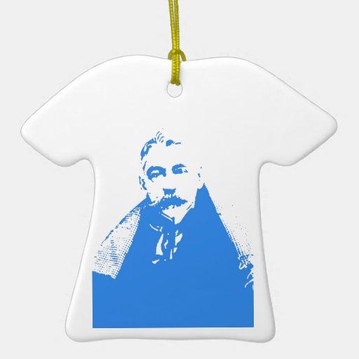 Mallarme Ceramic T-Shirt Ornament