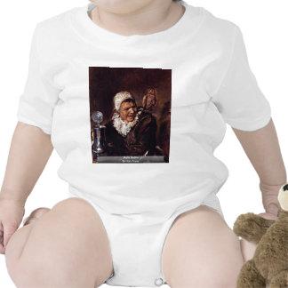 Malle Babbe de Hals Francisco Trajes De Bebé