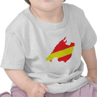 malle flag contour icon tee shirts