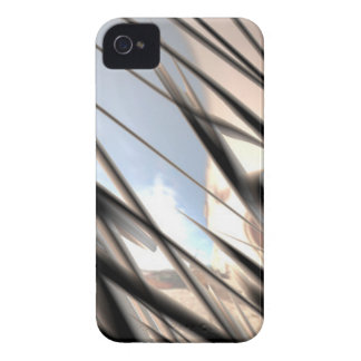 Malleable Metal Pattern - iPhone 4 Case Mate