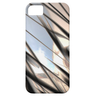 Malleable Metal Pattern - iPhone 5 Case