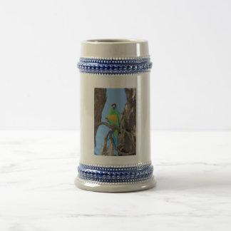 Mallee Ringneck Parrot Mugs
