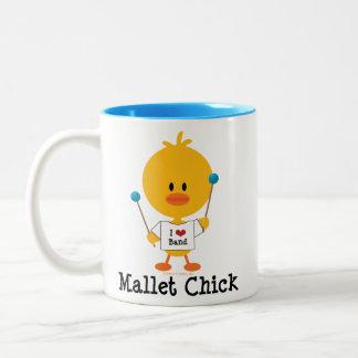 Mallet Chick Travel Mug