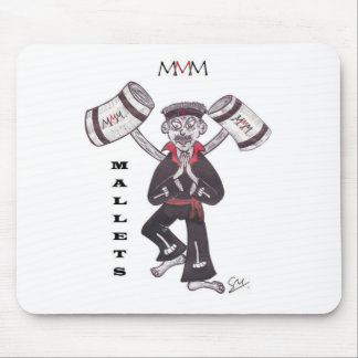 Mallets Mouse Pad