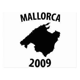 mallorca 2009 postcard