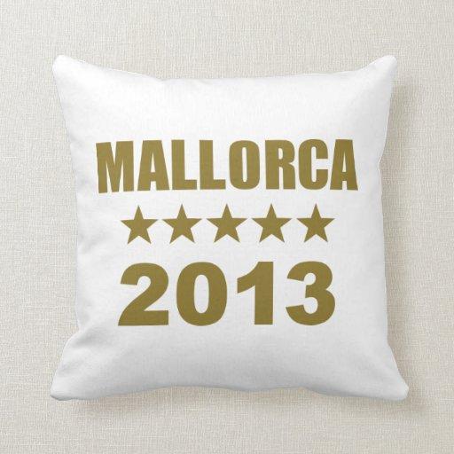 Mallorca 2013 pillows