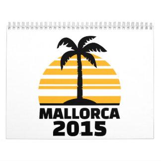 Mallorca 2015 calendarios