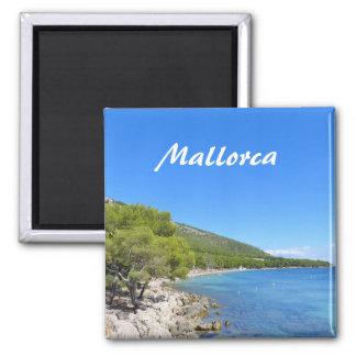 Mallorca - imán del refrigerador